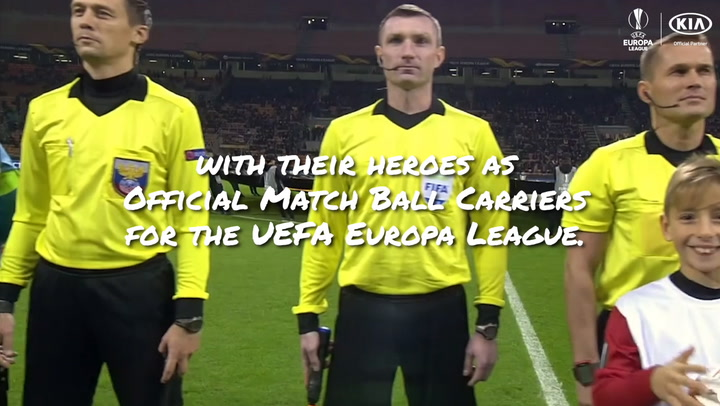 The Hero's Walk, At Home, Episode 2 | UEFA Europa League 2019-20 | Kia