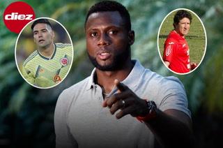 Yustin Arboleda, goleador de Marathón: