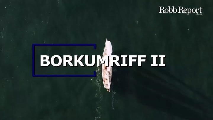 Deléitate con el Borkumriff II