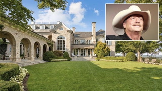 Alan Jackson of Country Music Fame Puts Massive Mansion on the Market
