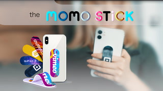 Momo Stick Phone Grip