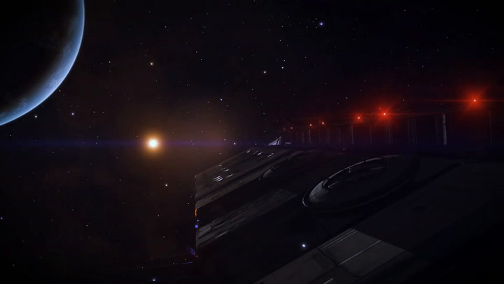 Elite Dangerous Fleet Carrier - Gamescom Trailer