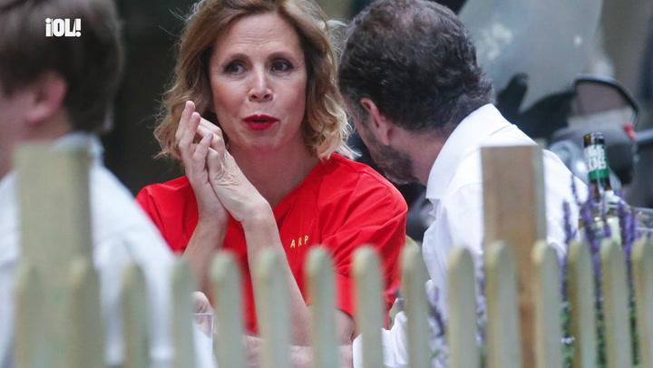 Cena romántica y un regalo misterioso: Agatha Ruíz de la Prada celebra con Luis Gasset su 60 cumpleaños