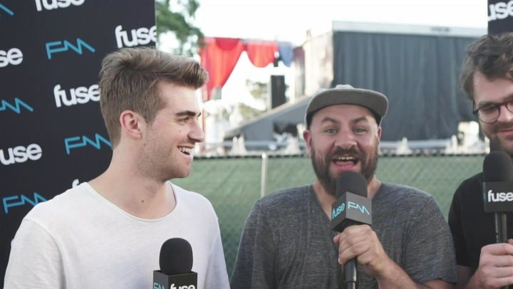 Chainsmokers Share Why Bruno Mars & Remix Culture Rule