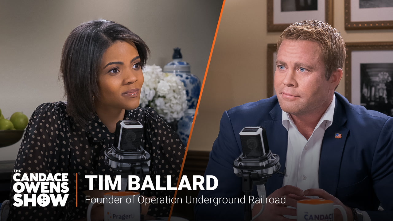 The Candace Owens Show: Tim Ballard