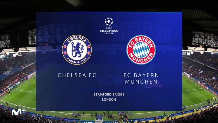 Champions League: Chelsea-Bayern (0-3)