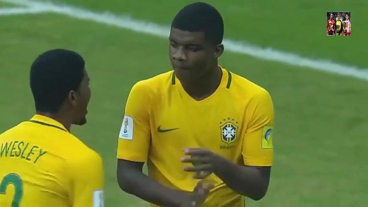 Así juega Lincoln (Flamengo)