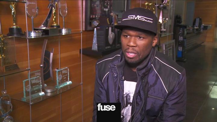 50 Cent Talks Fitness Book, New Film Project With Robert De Niro