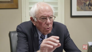 Bernie Sanders Unveils Affordable Housing Plan – Video