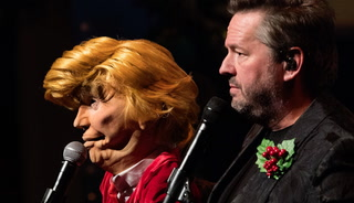 Trump dropped from Terry Fator's show on Las Vegas Strip – VIDEO