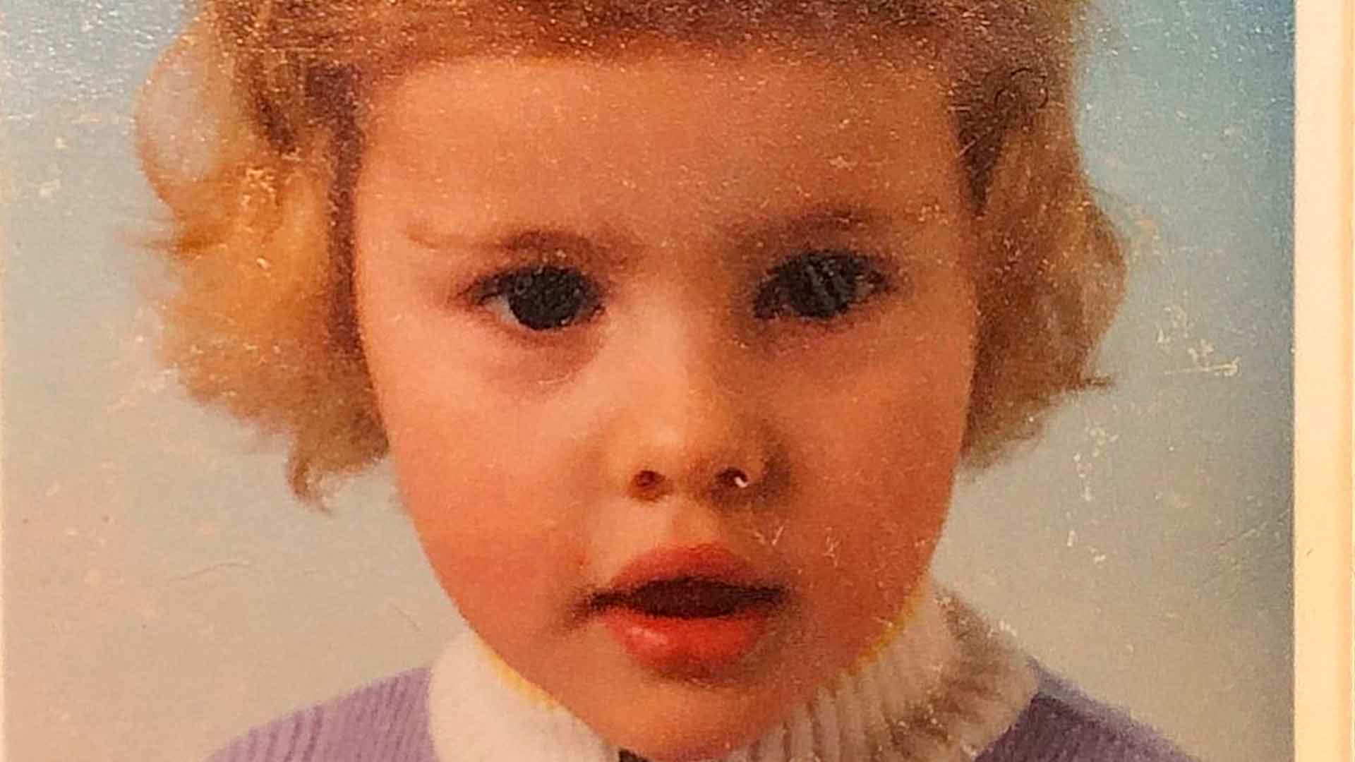 Una pista: es actriz y bloguera ¿Reconoces a este bebé?