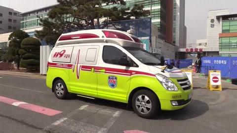 Corea del Sur ya es el segundo mayor foco del coronavirus con más de 800 casos