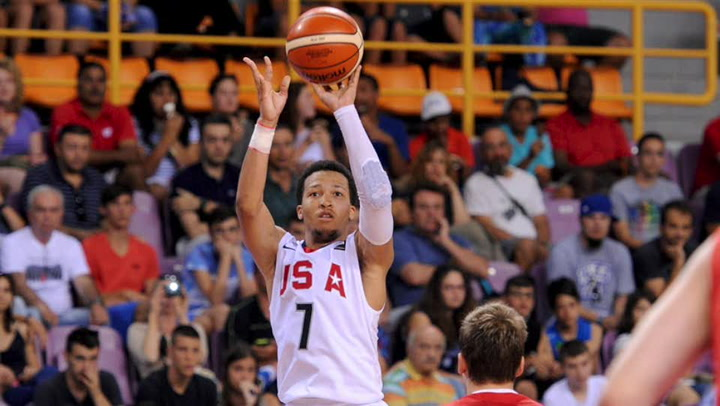 2015 USA Basketball Male Athlete of the Year