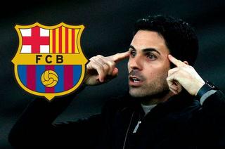 Mikel Arteta se pronuncia sobre el interés del Barcelona en ficharlo como su nuevo entrenador