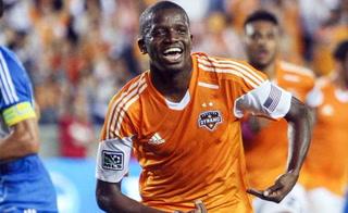 Houston Dynamo pone a Boniek García en el Draft de la MLS