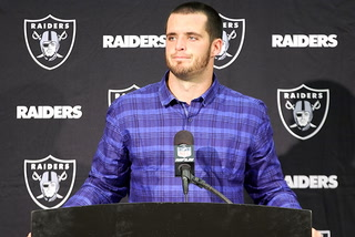 Carr says Raiders need to focus on the details to improve