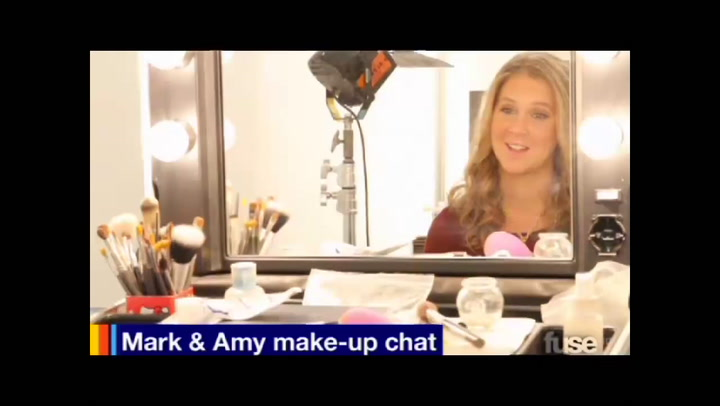Behind The Scenes: Hoppus - Make-up Chat