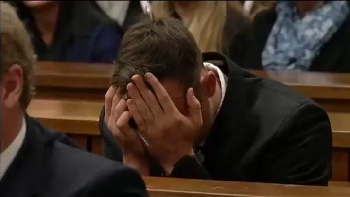 La Justicia sudafricana aumentó la condena de Pistorius a 13 años y cinco meses en 2017