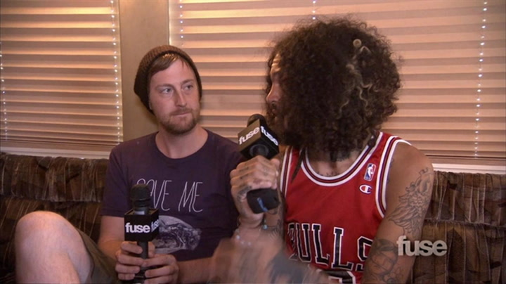 Gym Class Heroes on Working with Adam Levine - Top 40 of 2011