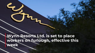 Wynn Resorts Ltd. to place workers on furlough – VIDEO