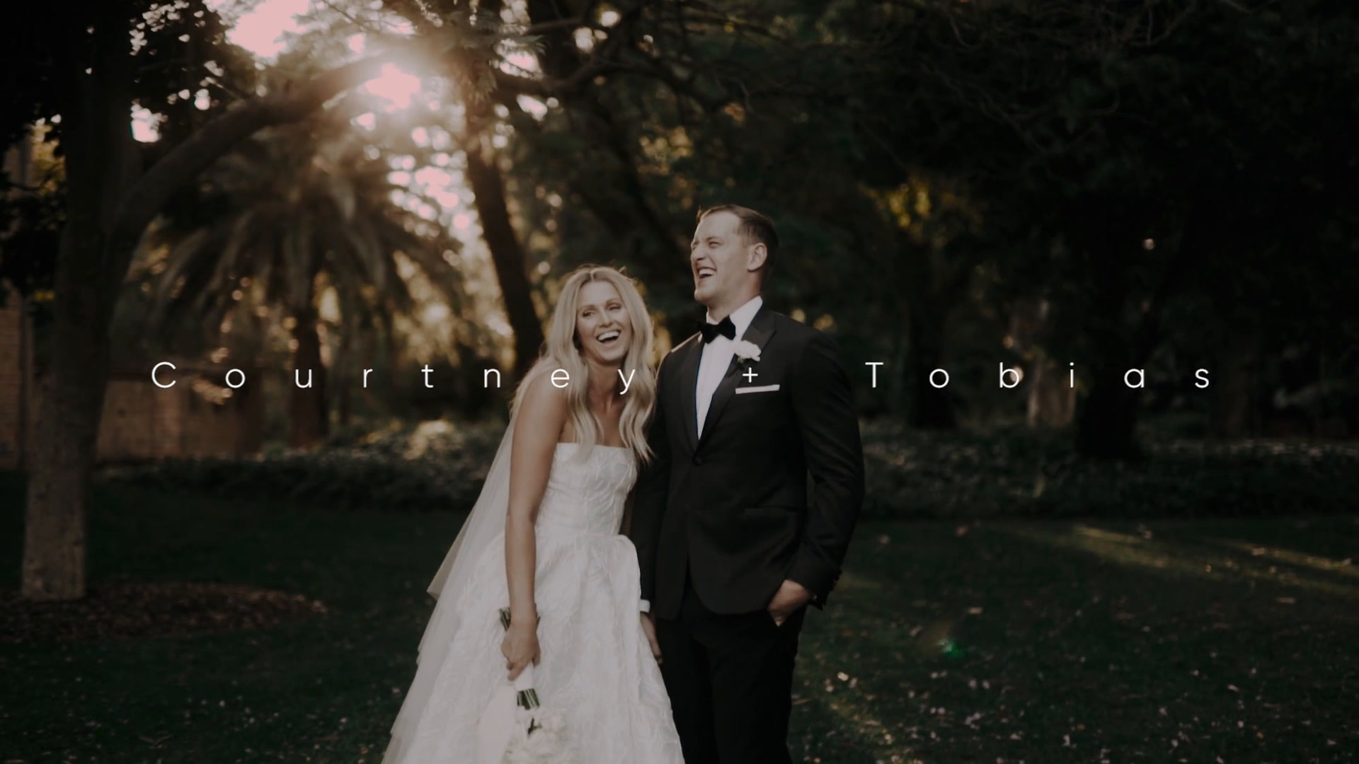 Courtney + Tobias | Perth, Australia | Matilda Bay