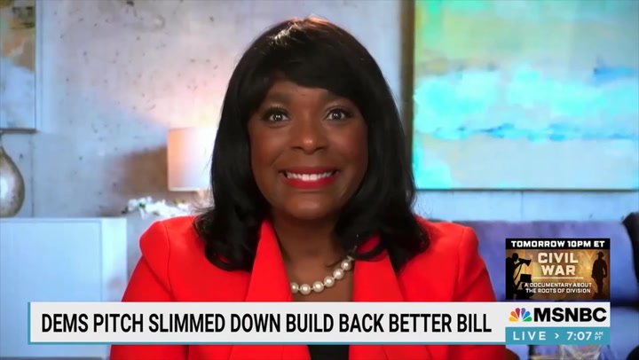 Dem Rep. Sewell: The Filibuster 'Was Meant to Keep Black Folks Down' and Has Blocked Police Reform