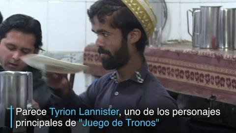 Paquistaní famoso por su parecido con actor de Juego de Tronos