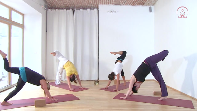Yoga-Flow zur Hüftöffnung
