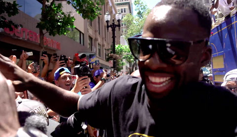 TROPHIES | Draymond Green Is A Champ... Again