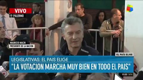Macri pidió prudencia y dejar trabajar a la Justicia que investiga la muerte de Maldonado