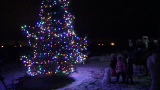 Cottage Grove tree lighting ceremony