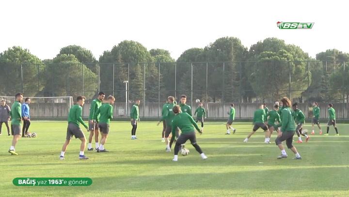 Bursaspor'da Erzurumspor Hazırlıkları