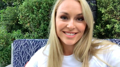 Lindsey Vonn Is One Step Closer To A Dream