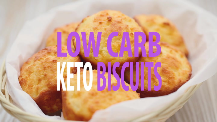 Low Carb Keto Biscuits