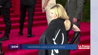 Show, resumen del 15-8-2018. Madonna  llega a los 60 años
