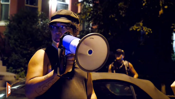 BLM Protesters Harass D.C. City Council Member from Outside His House