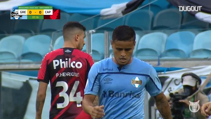 Highlights Brasileirão: Grêmio 1-0 Athletico-PR