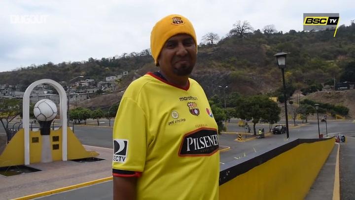 Exclusive Behind The Scenes Tour Of The Estadio Monumental Isidro Romero Carbo