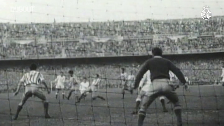 Best of Alfredo di Stéfano at Real Madrid