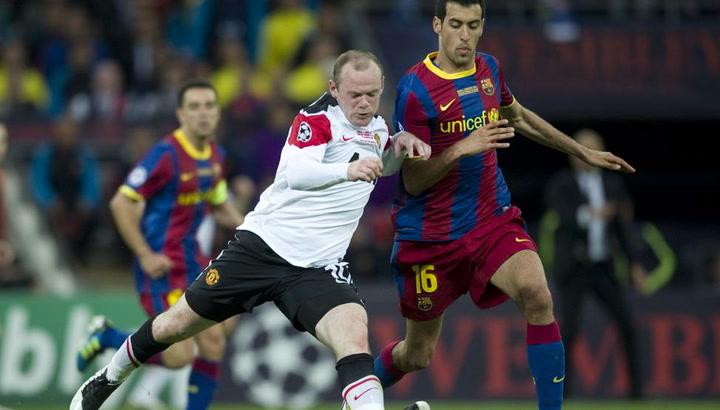 FC Barcelona-Manchester United Final de la Champions League 2011