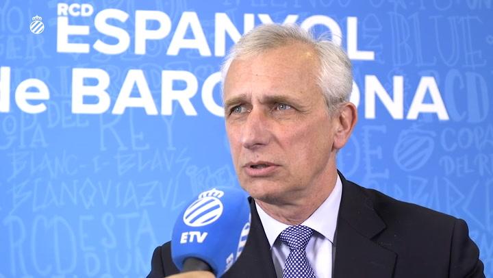 García Pont habla sobre la suspensión de La Liga Santander