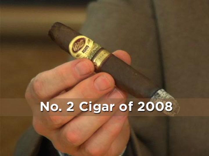 2008 No. 2 Cigar