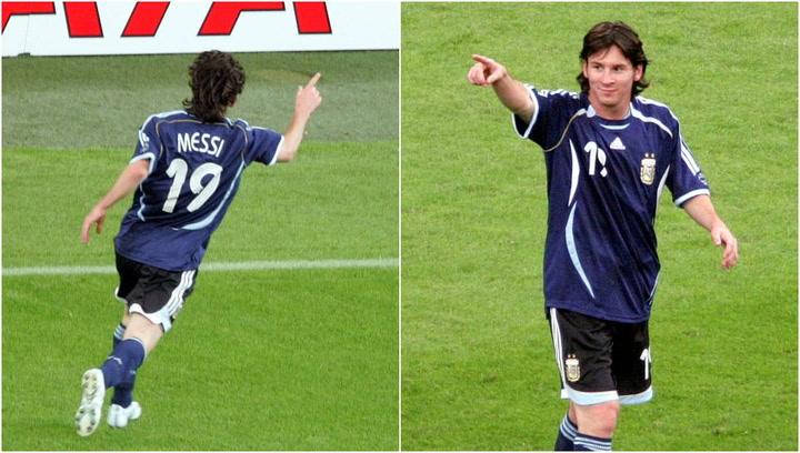 Se cumplen 15 años del primer gol de Messi en un Mundial