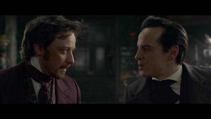 Victor Frankenstein - Trailer No. 1