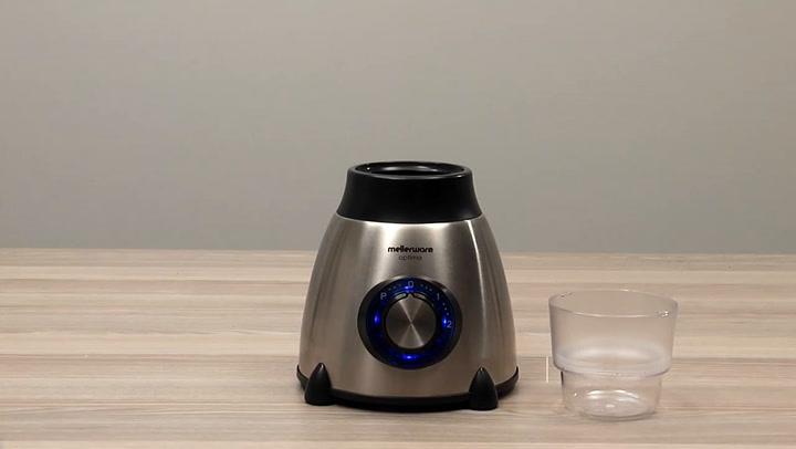 Preview image of Mellerware Optima Blender With Coffee Grinder video
