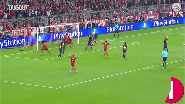 Kilas Balik: FC Bayern mengalahkan FC Barcelona 7-0