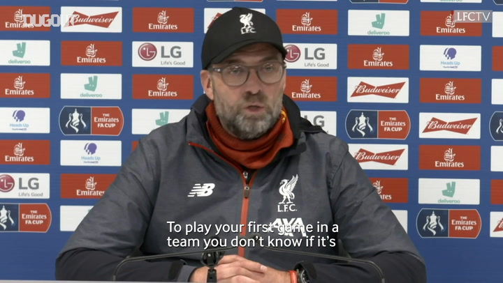 Klopp: 'Minamino debut was outstanding'
