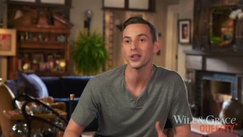 QUEERTY INTERVIEW: Adam Rippon & Matt Bomer