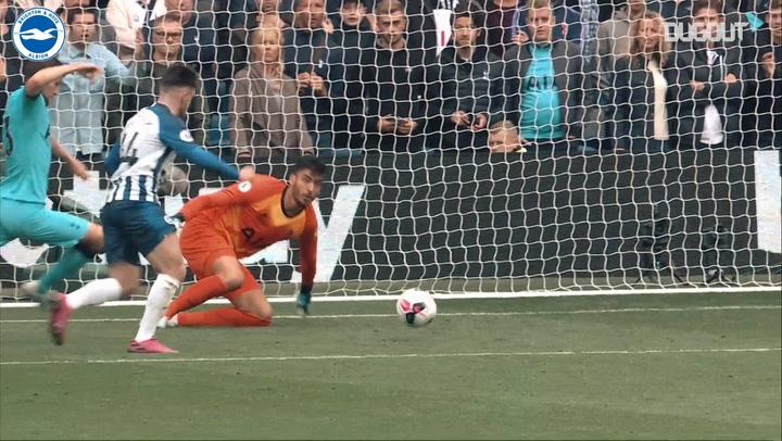 Brighton's best goals against Tottenham