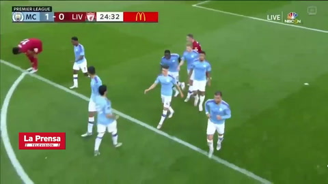 Manchester City 4-0 Liverpool (Premier League)